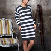 Платье туники свитера женское  вязаные . До цены опта + 60 ГРН