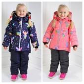 Выкуп от 1 ед! Очень  тёплая и легкая зимняя куртка и полукомбинезон. Отличное качество! р. 92 - 116