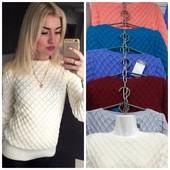 Шикарные свитера р. 42-46, 42-48, 44-50 (универсального размера)