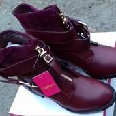 СП Женские стильные ботиночки,фото мои,качество супер!