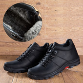 Натуральная кожа, ботинки для мужчин