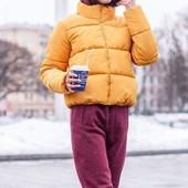 Об'ємна куртка *** рр універсал