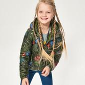 Reserved курточки девочкам