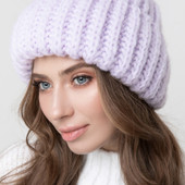 Самые модные и красивые объемные шапки! Все цвета в наличии
