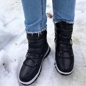 Гаряча пропозиція!!! Жіночі чобітки-сноубутси Esmara(Німеччина) Sale!!! 300 грн