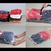 Вакуумные пакеты для одежды. Беру себе, присоединяйтесь, отлично для зимней одежды!