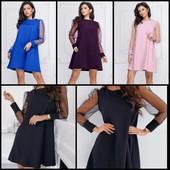 Шикарные платья по супер цене! Отправка от 1 ед. Размер 42-48.