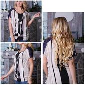 Гарненькі блузочки для гарненьких жіночок! 42-58 р
