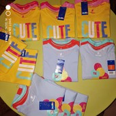 Суперціна!Набір (3шт)футболок Lupilu.Набори без упаковки-130грн