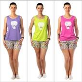 Летние пижамы часть 2. Новые яркие расцветки