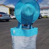 Класні сумочки + шляпки готуємось до моря вчасно