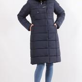 Зимняя куртка есть баталы р. 48-70 расцветки