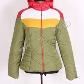 Куртка женская весна-осень , 2 цвета
