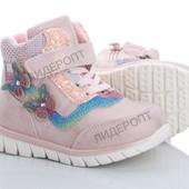 Стильные и невероятно яркие ботинки рр 23-28 для настоящих маленьких модниц-выкуп вторник