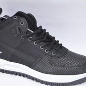 Демисезонные кроссовки-хайтопы р.36-40.Аналог Nike Air Fox.Турция