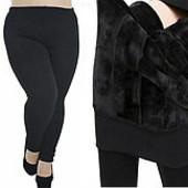 Утепляемся .Женские теплые брюки и лосины на шикарные формы. ОБ до 180 см