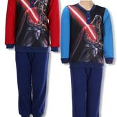 Модная флисовая пижама для наших мальчишек 104-110р от Disney.Последние!