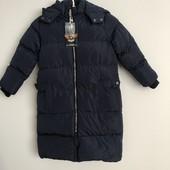 Зимнее пальто для девочек 4,6,8,10 и 12лет