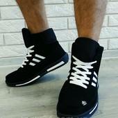 Зимние мужские кроссовки, 43.свободно и выкуп