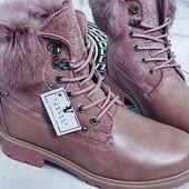 СП Зимние ботинки мех кролик.Очень теплые и красивые ❤Выкуп