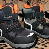 Очень теплые термо ботинки Jong.Golf 36 р Последний!