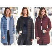 Деми куртка, стеганное пальто blue motion Германия