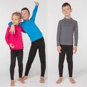 Термокомплект для мальчика и девочки, термо белье, термо комплект от 104 до 170 роста. Польша