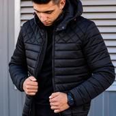 Мужская зимняя куртка, выбор.