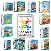 Игры Smart Games, Granna, Tactic и др