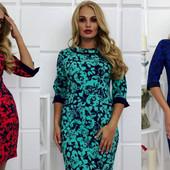 Готовимся к праздникам! Шикарные платья, качество люкс, размеры 48-52 наш, есть замеры
