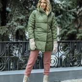 Утепленные куртки на силиконе!!!Разные цвета, Оригинальный производитель.