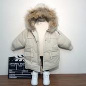Детские зимние куртки, пальто, пуховики. Новинки 2019!