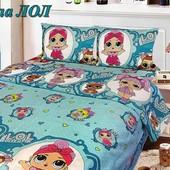 Детские постельные комплекты ТМ Тиротекс