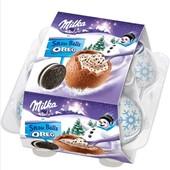 В наличии! Новогодний набор сладостей Milka Snowballs Oreo! Отправка в день оплаты!