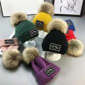 Детские шапки, шарфы, перчатки, хомуты