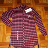 Рубашка для юных модниц р. 116-158