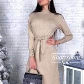 Вязанные платья зима 2020 только самое новое и модное для вас !!!