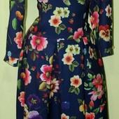 Срочный выкуп!Шикарное платье, размер 42-44 и 44-46 наш, качество ЛЮКС