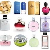 Разливная парфюмерия Reni, стойкие аналоги