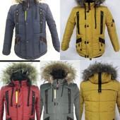 Зимние куртки для мальчиков Зимняя ликвидация! От 1 ед