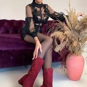 Стильные женские ботинки Демисезон.Выкуплены!