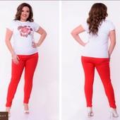 Акция!Летние джинсы в размерах 48-64!