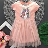 Детская летняя одежда для девочек, Турция