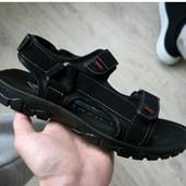 Мужские сандалии. Быстрый сбор