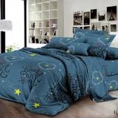 элитное качественное постельное белье.1.5сп,2-х сп.еврокомпекты.есть однотонные комплекты.