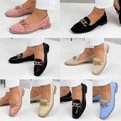 Женские туфли закрытый / открытый носок на танкетке натуральная кожа/замша быстрая отправка