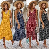 женские летние платья .