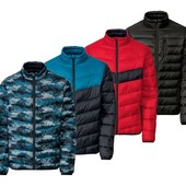 Срочный Сбор!!! Супер цена! Ультралегкие термо куртки мужские Livergy!