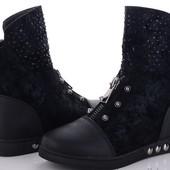 Ботиночки для девочки, хорошее качество по доступной цене