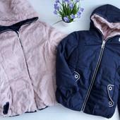 Двухсторонние куртки 4-12 лет. (52)Венгрия